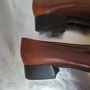 Worthington Tan Loafers/Pumps
